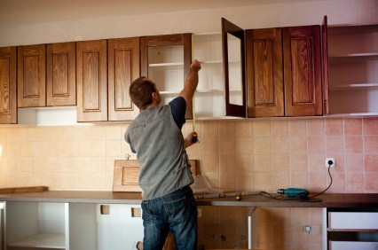 Cabinet refinishing in West Covina CA
