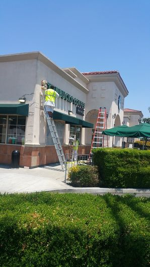 Commercial Exterior Painting in Adelante, CA (3)