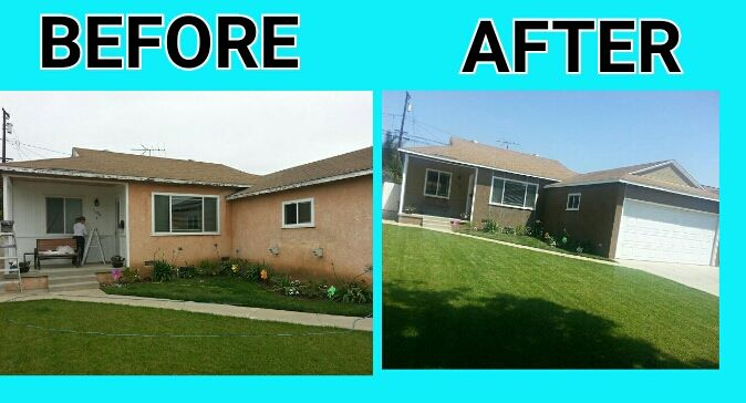 Exterior Painting in Lakewood, CA